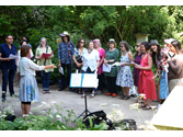 Hackney Song Works Community Choir